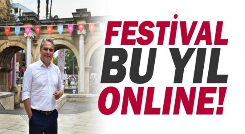 Kaleiçi Old Town Festivali online gerçekleşecek