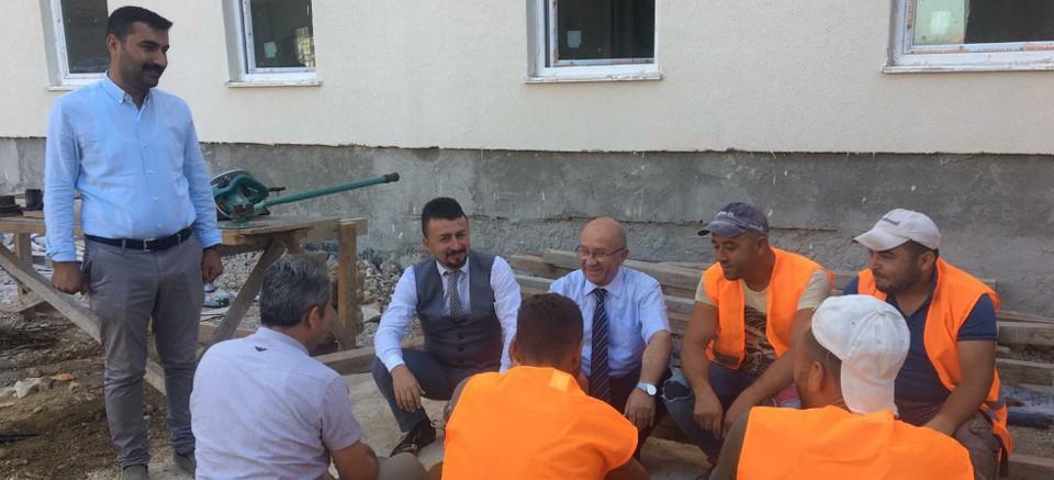 Kaymakam Kurdoğlu, Serik Gülsün Süleyman Süral MYO'da