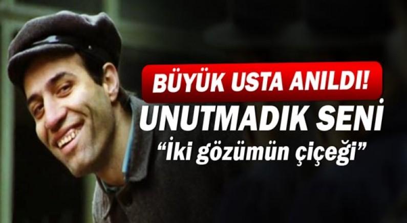 Kemal Sunal Vefatının 20. Yılında anıldı...