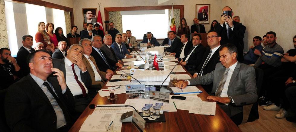 Kemer Belediyesi Mart ayı meclisi gerçekleştirildi
