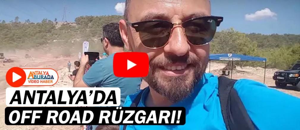Gazeteci Murat Seyirci, Off Road etabını anlattı...