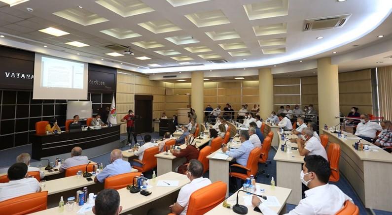 Kepez'de pandemi kurallarında şeffaf meclis