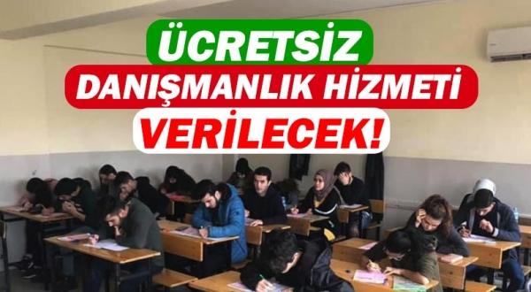 Kepez'den üniversite adaylarına ücretsiz tercih danışmanlığı!