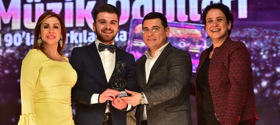 Kepez'in 'Ulusal Müzik Ödülleri Yarışması'na muhteşem final