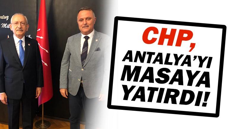 Kılıçdaroğlu ve Bayar bir arada, Antalya masada!
