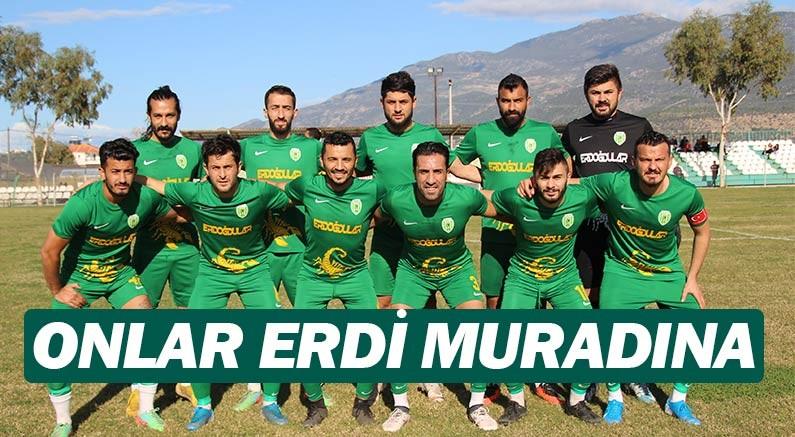 Korkutelispor Bölgesel Amatör Lige çıktı.
