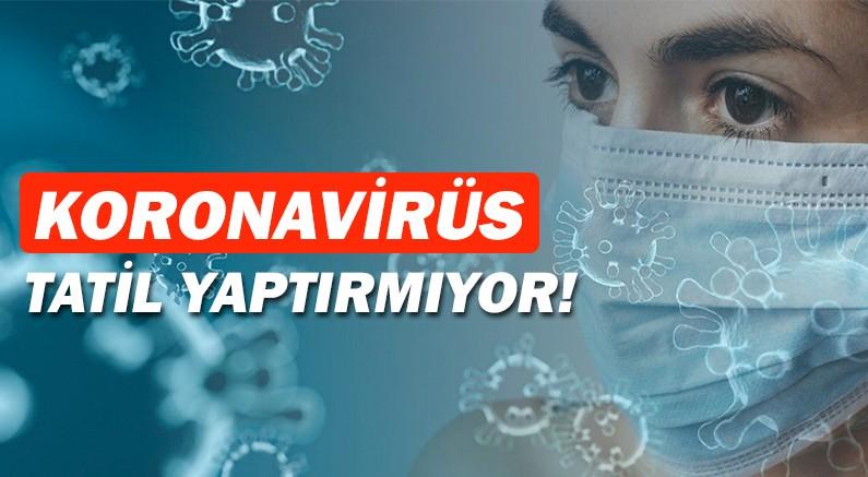 Koronavirüs turizmi gölgeliyor!