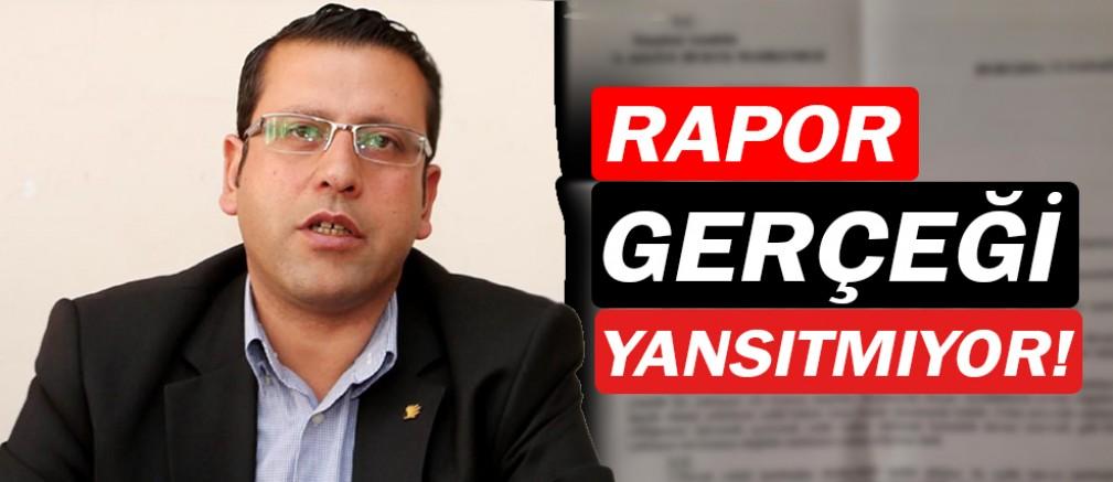 Kumbul, rapor iddialarını yalanladı!