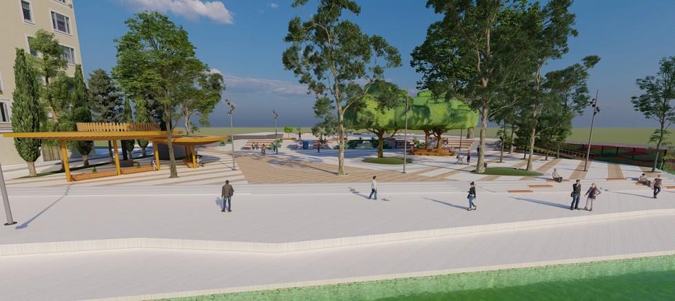 Manavgat Belediyesi'nden meydan altına yeni proje