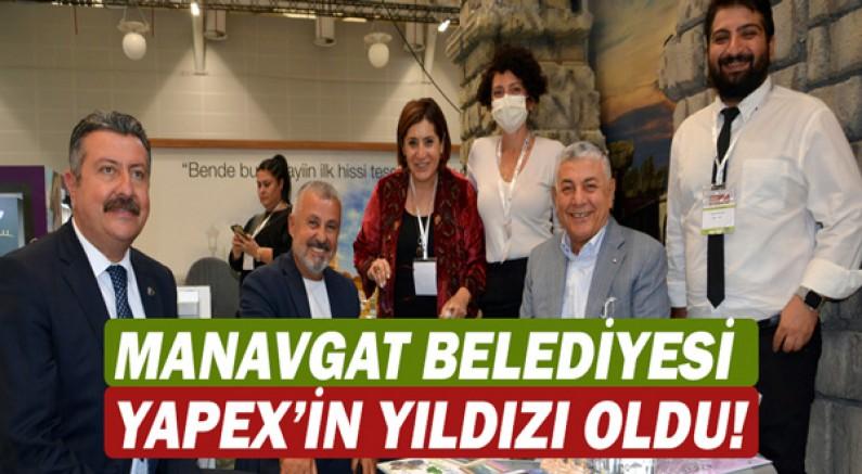 Manavgat Belediyesi YAPEX'in yıldızı oldu!
