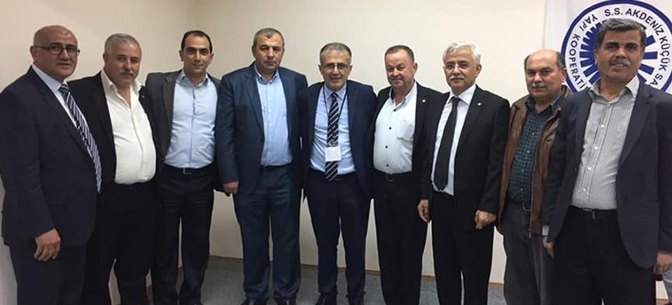 Mehmet Öztürk, Genel Kurul'da güven tazeledi!