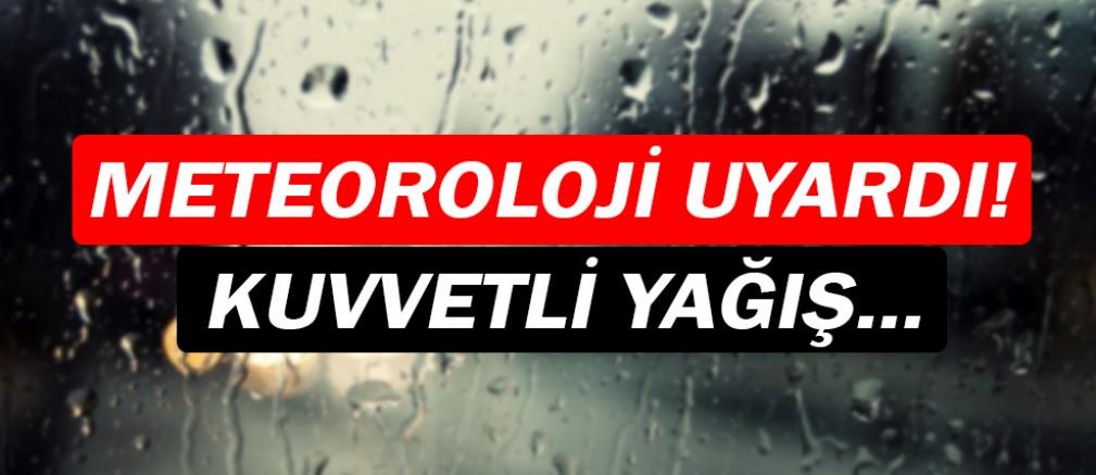 Meteoroloji uyardı! |Antalya Hava Durumu | Hava durumu nasıl olacak?