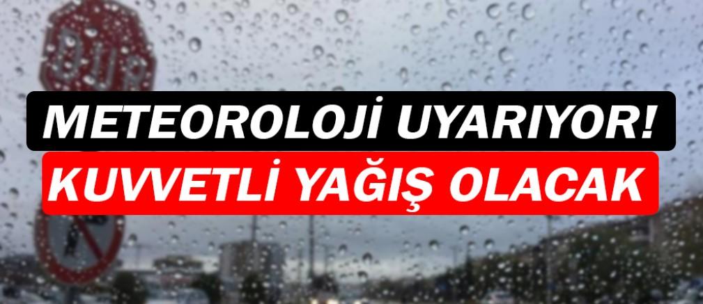 Antalya Hava Durumu |Meteoroloji uyardı! | Hava durumu nasıl olacak?