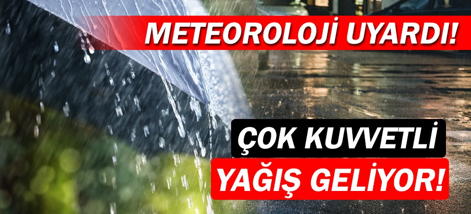 Meteoroloji uyardı!  Antalya Hava Durumu   Hava durumu nasıl olacak?