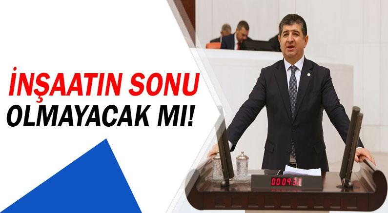 Milletvekili Cavit Arı sordu.
