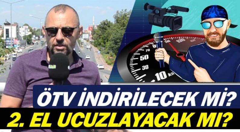 Murat Seyirci anlattı! İkinci el fiyatları düşecek mi, ÖTV indirimi gelecek mi...
