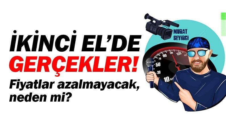 Murat Seyirci anlattı. İkinci el otomobil fiyatları düşecek mi...