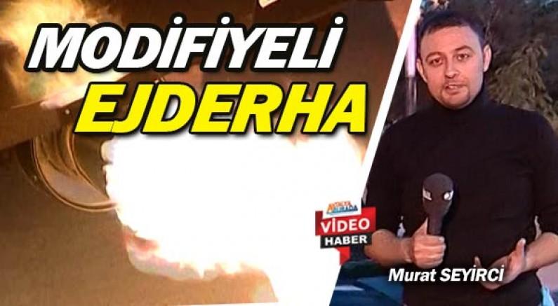 Murat Seyirci bu kez bir ejderhayı tanıttı!