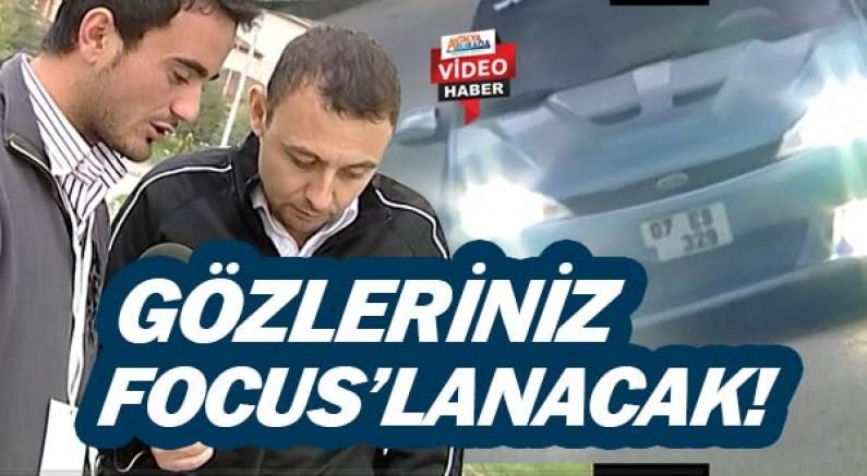 Murat Seyirci Isparta'da Focus'landı, detayları anlattı.