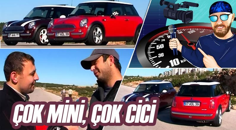Murat Seyirci'nin anlatımı ile modifiyeli Mini Couper youtube kanalında.