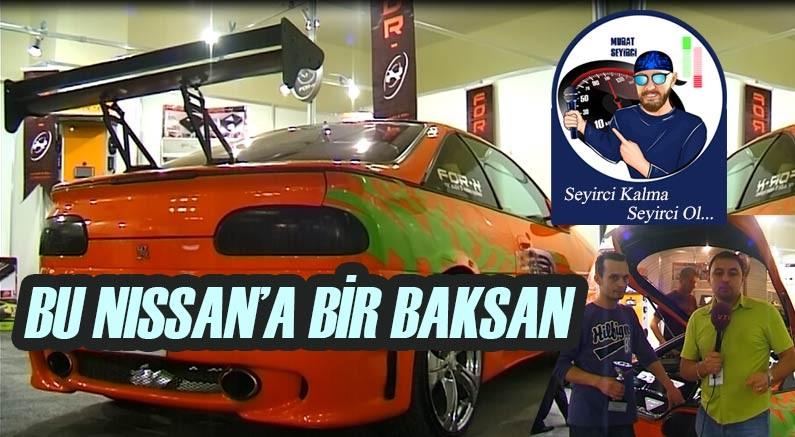Murat Seyirci'nin anlatımı ile MODİFİYELİ NISSAN NX COUPE