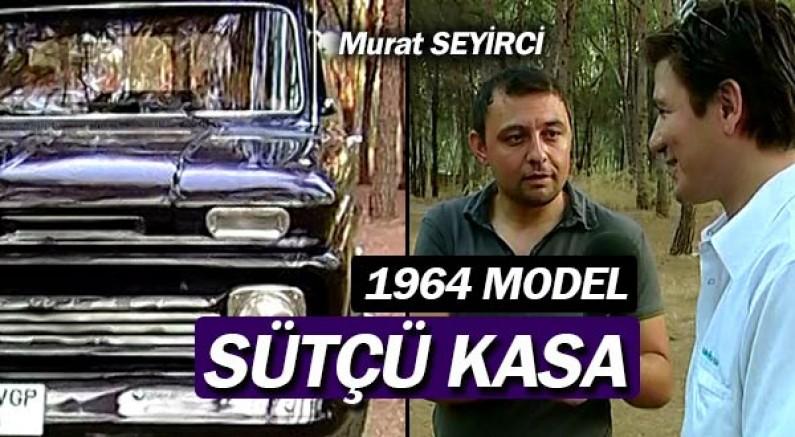 Murat Seyirci'nin sunumu 1964 model Chevrolet Apachi