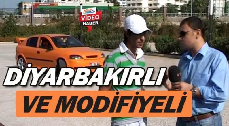 Murat Seyirci'nin sunumu ile hem modifiyeli hem Diyarbakırlı.
