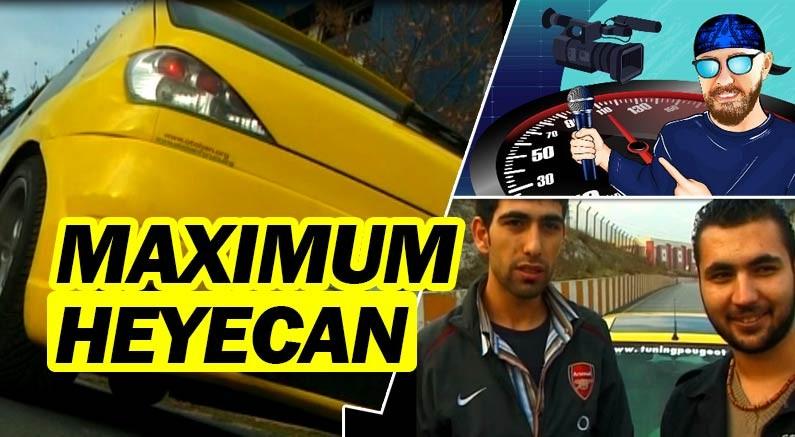 Murat Seyirci'nin youtube kanalında konuğu Peugeot 306 GTI Max