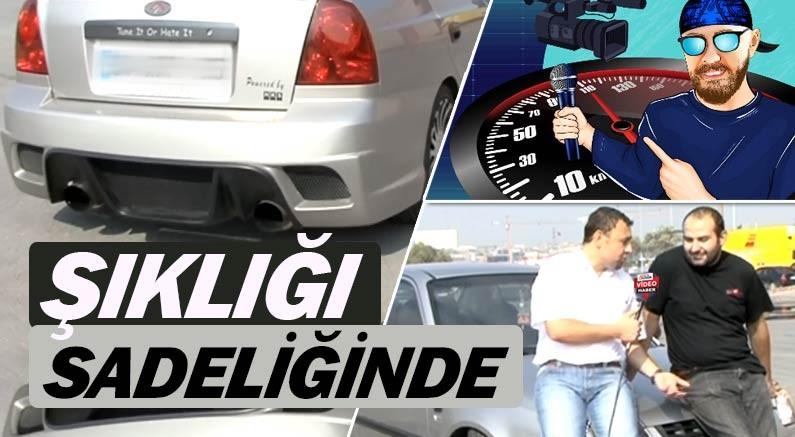 Murat Seyirci youtube kanalında sade ama şık Hyundai Accent