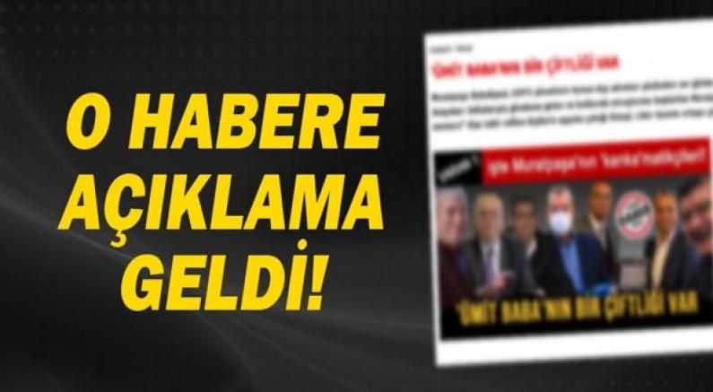 Muratpaşa Belediyesi'nden Lider Gazetesi'ndeki iddialara yanıt geldi!