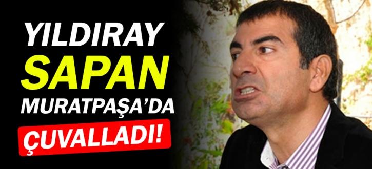 Muratpaşa'da seçim sonuçları! Yıldıray Sapan çuvalladı!