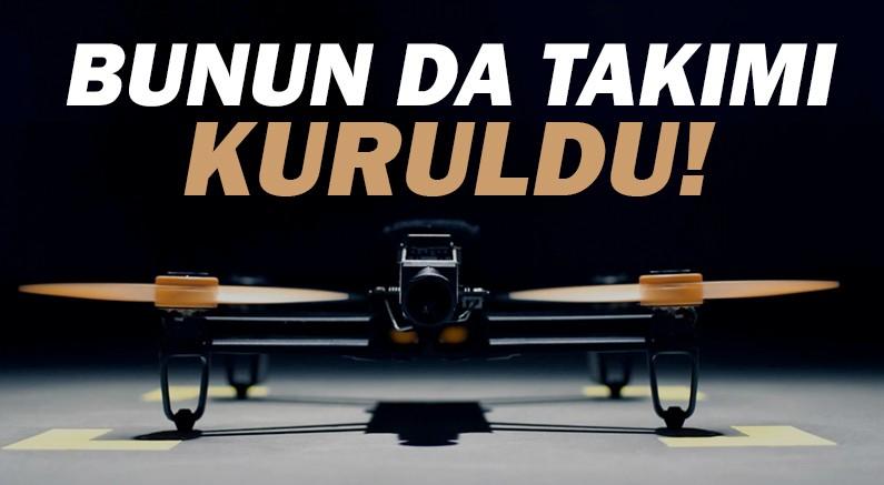 Muratpaşa dron yarışı takımında kimler var?