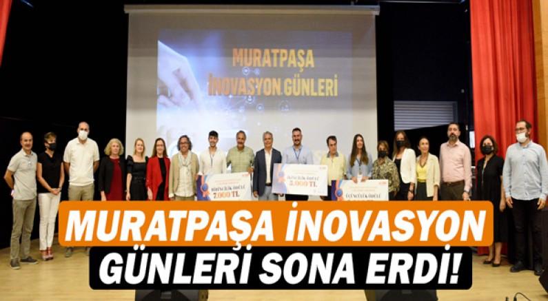 Muratpaşa İnovasyon Günleri sona erdi!