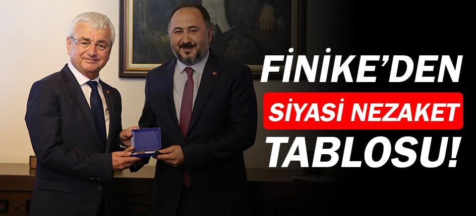 Mustafa Geyikçi mazbatasını aldı