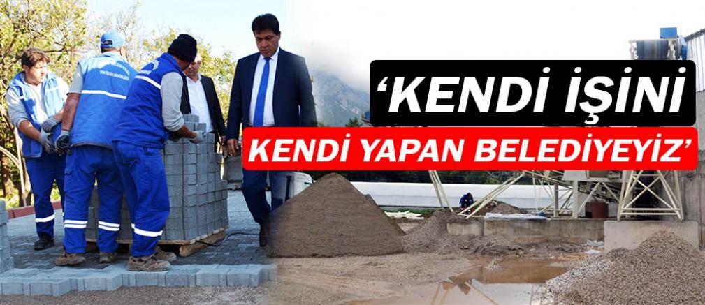 Mustafa Gül: Az maliyetle çok iş yapıyoruz...