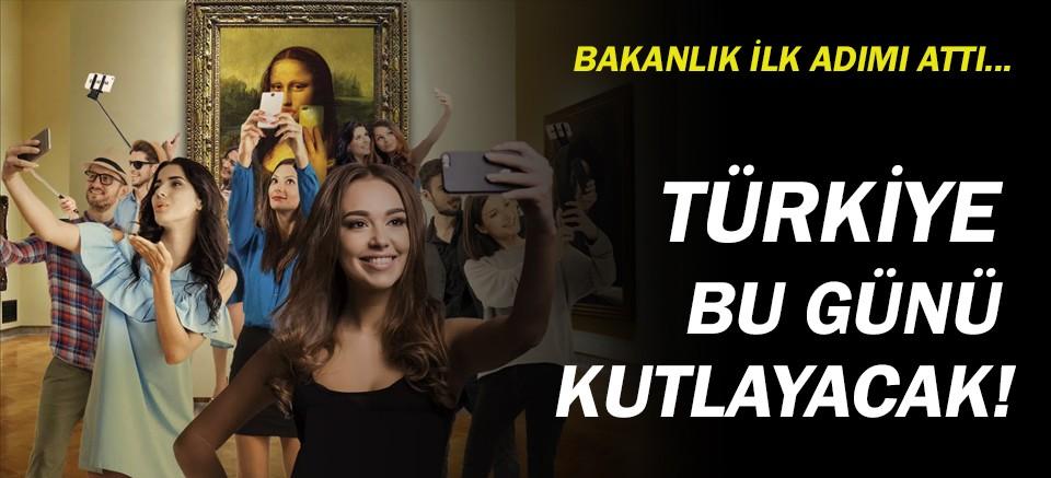Müzede Selfie Günü, Türkiye'de de kutlanacak!