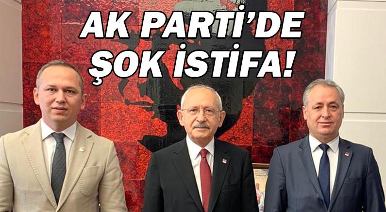 O isim Ak Parti'den CHP'ye geçti!