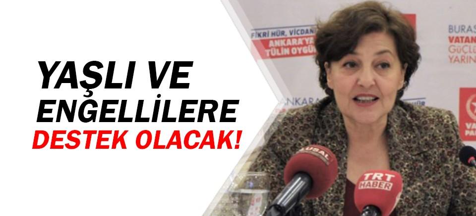 Oygür: Koronovirüsü, Anadolu kadınının dayanışma ruhu yenecek!