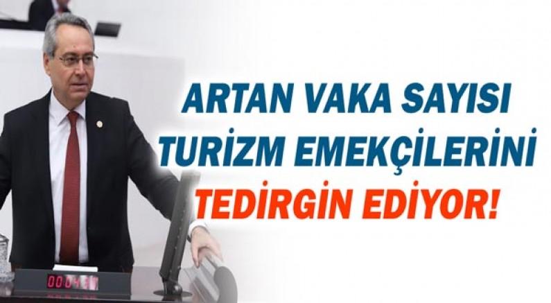Rafet Zeybek: Kötü tablonun nedeni, Ak Parti'nin yanlış politikalarıdır!