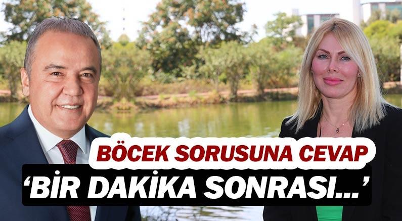 Rektör Prof. Dr. Özlenen Özkan, Muhittin Böcek iyileşecek mi sorusuna cevap verdi.