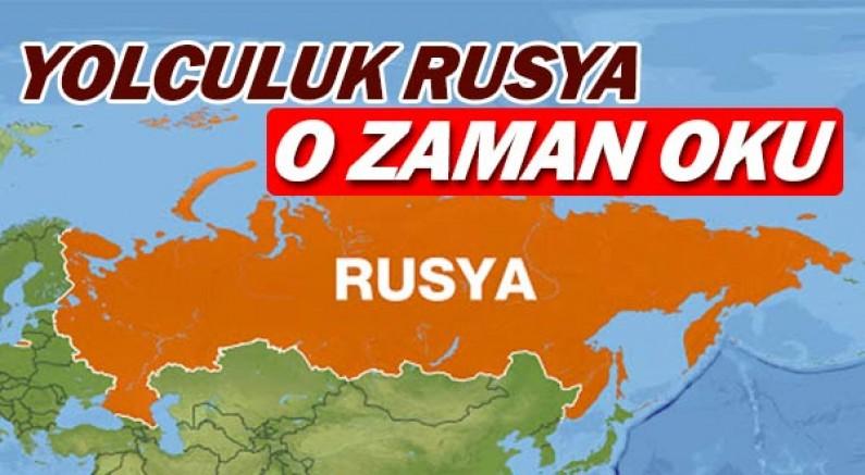 Rusya'ya giderken covid-19 raporu zorunlu mu...