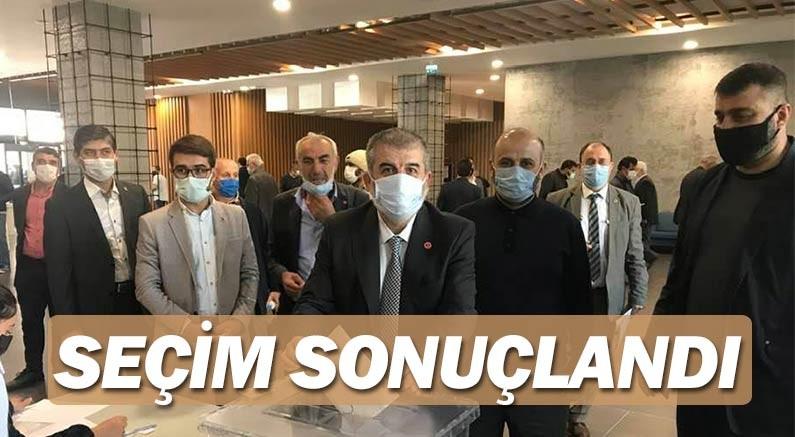 Saadet Partisi Antalya İl Başkanı Ramazan Düzen oldu.