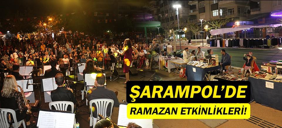 Şarampol Caddesi Ramazan etkinlikleriyle şenlendi