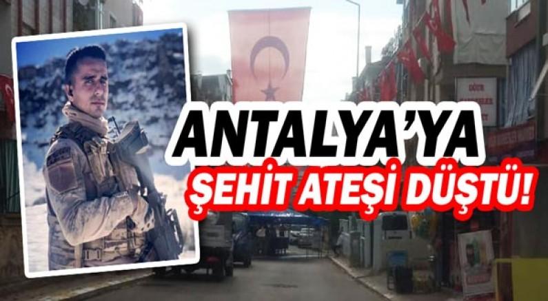Şehidimiz var...  Jandarma Astsubay Çavuş Celal Özcan Siirt'te şehit oldu!