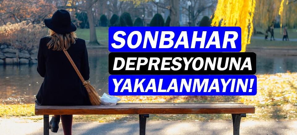 Sonbahar depresyonundan korunun!