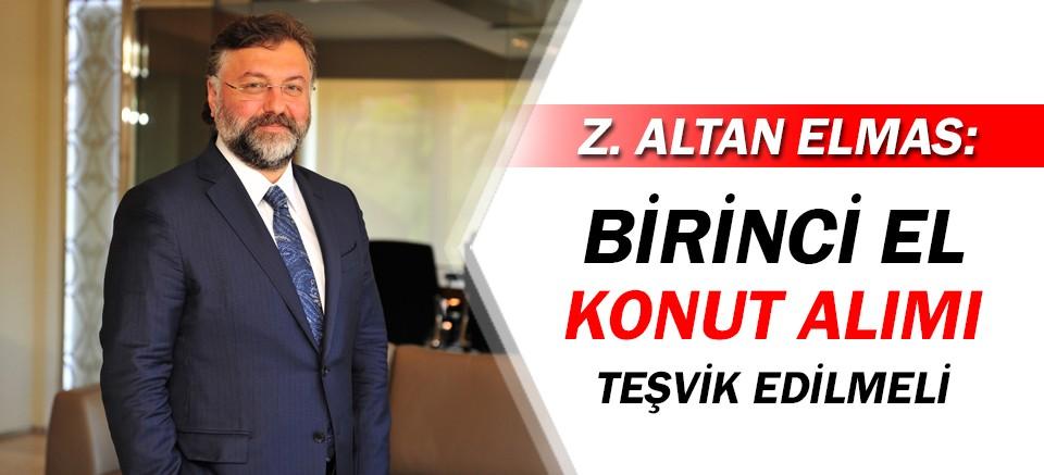 Sur Yapı Yönetim Kurulu Başkanı Elmas, konut satışlarını değerlendirdi