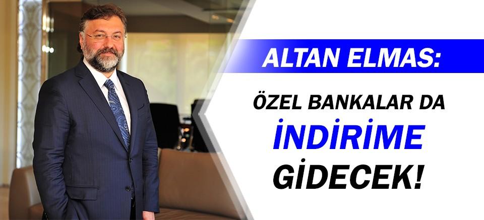 Sur Yapı Yönetim Kurulu Başkanı Elmas: Özel bankalar da indirime gidecek!