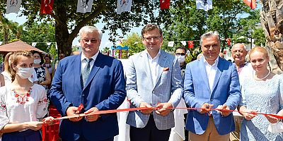 Başkan Uysal'dan Antalya'ya davet