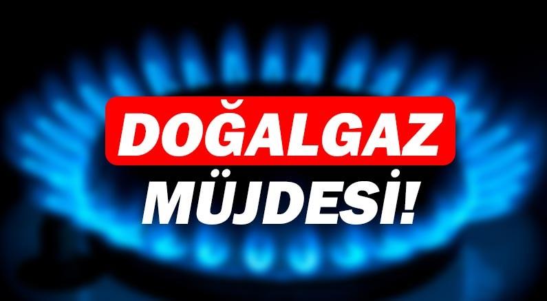 Teomanpaşa'ya doğalgaz geliyor!