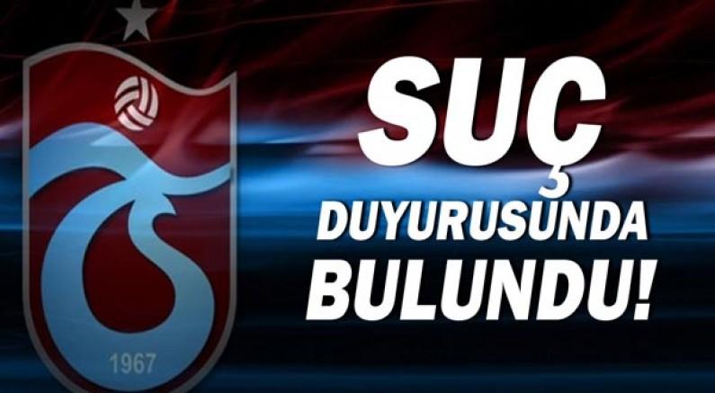 Trabzonspor'dan transferlerle ilgili suç duyurusu!